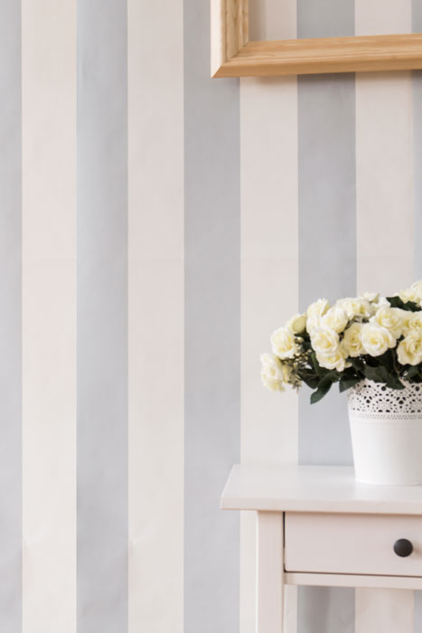 streifen tapete grau beige - Tapete Grau Beige