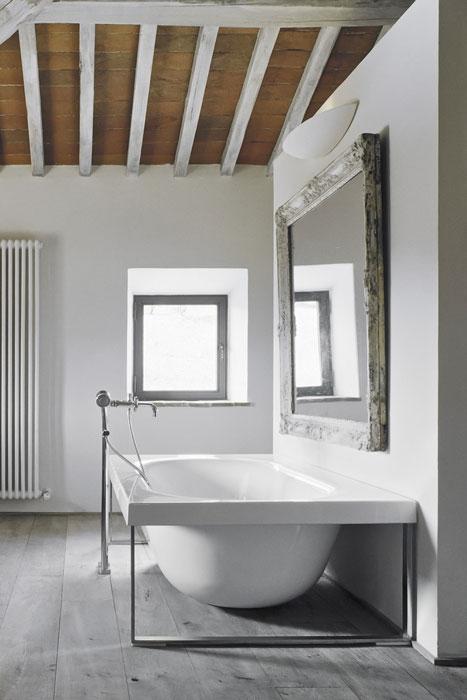 Wanddekoration Im Badezimmer - Farben, Bilder & Deko Für's Bad Badezimmer Wanddekoration