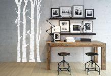zweifarbige wände - ideen zum streichen, tapezieren & gestalten - Wohnung Tapezieren Ideen