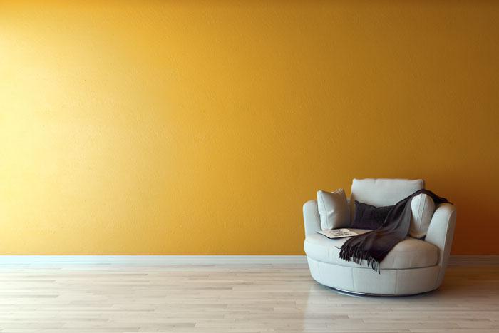 Wand Bunt Streichen - Ideen Für Farbige Wände - So Wirken Farben
