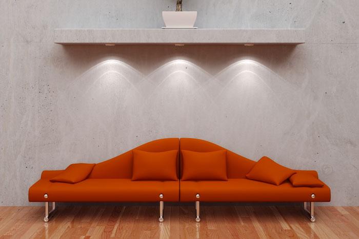 Lichtkonzept Wohnzimmer mit perfekt design für ihr haus design ideen