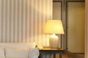 Stehlampe Wohnzimmer