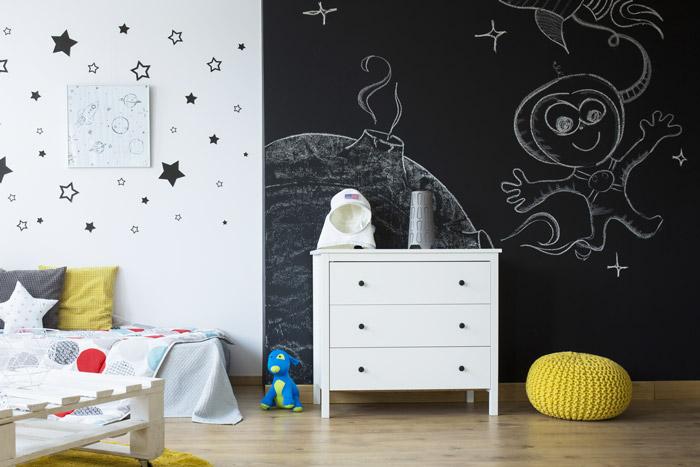 Tafel Farbe tafelfarbe tipps ideen für tolle wände mit tafelfarbe