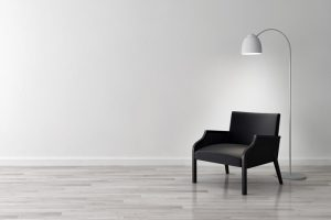 Wohnung Schwarz Weiß einrichten