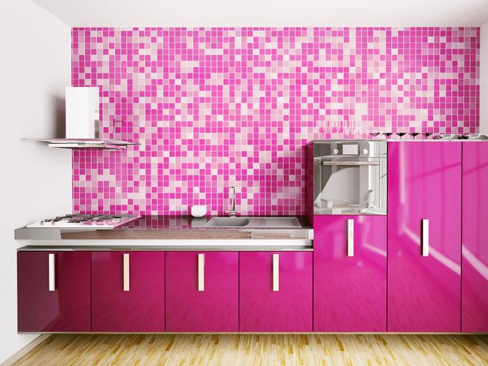 kacheln-pink-kueche