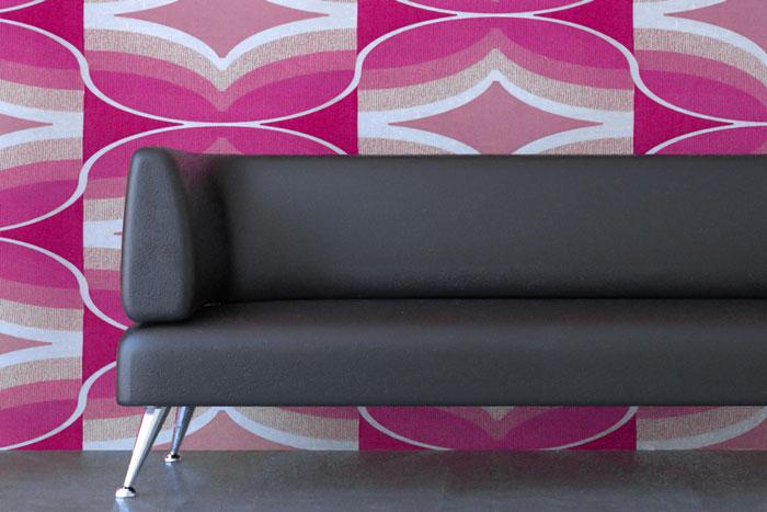 mustertapete-retro-pink