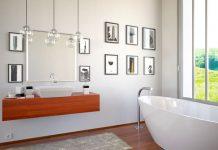 Wanddekoration Im Badezimmer U2013 Farben, Bilder U0026 Deko Für Das Bad