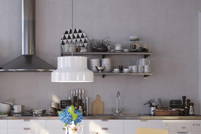 Dekorative Küchengegenstände