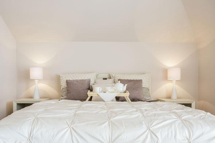 Landhaus Stil Schlafzimmer