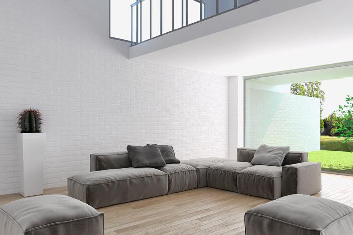 Offener Wohnbereich Mit Galerie