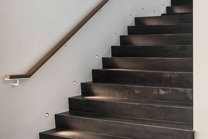 Treppe Stufenlichter