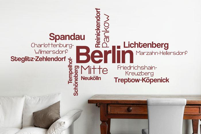 Wortwolke Berlin